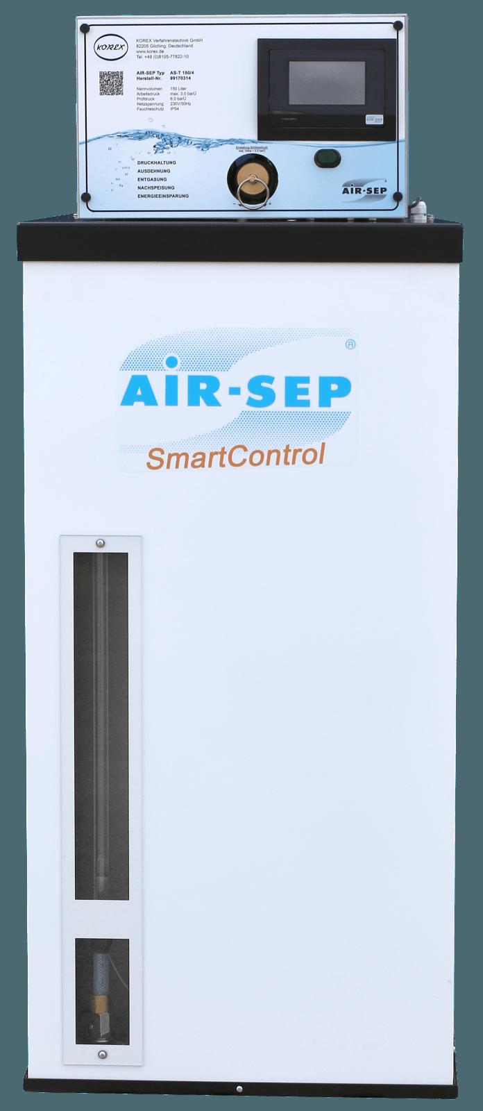 AIR-SEP AS-T korex benelux