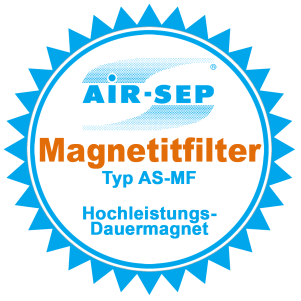 Magnetitfilter AIR-SEP
