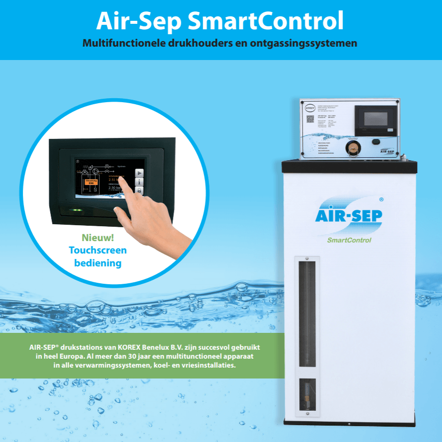 air sep smart control korex