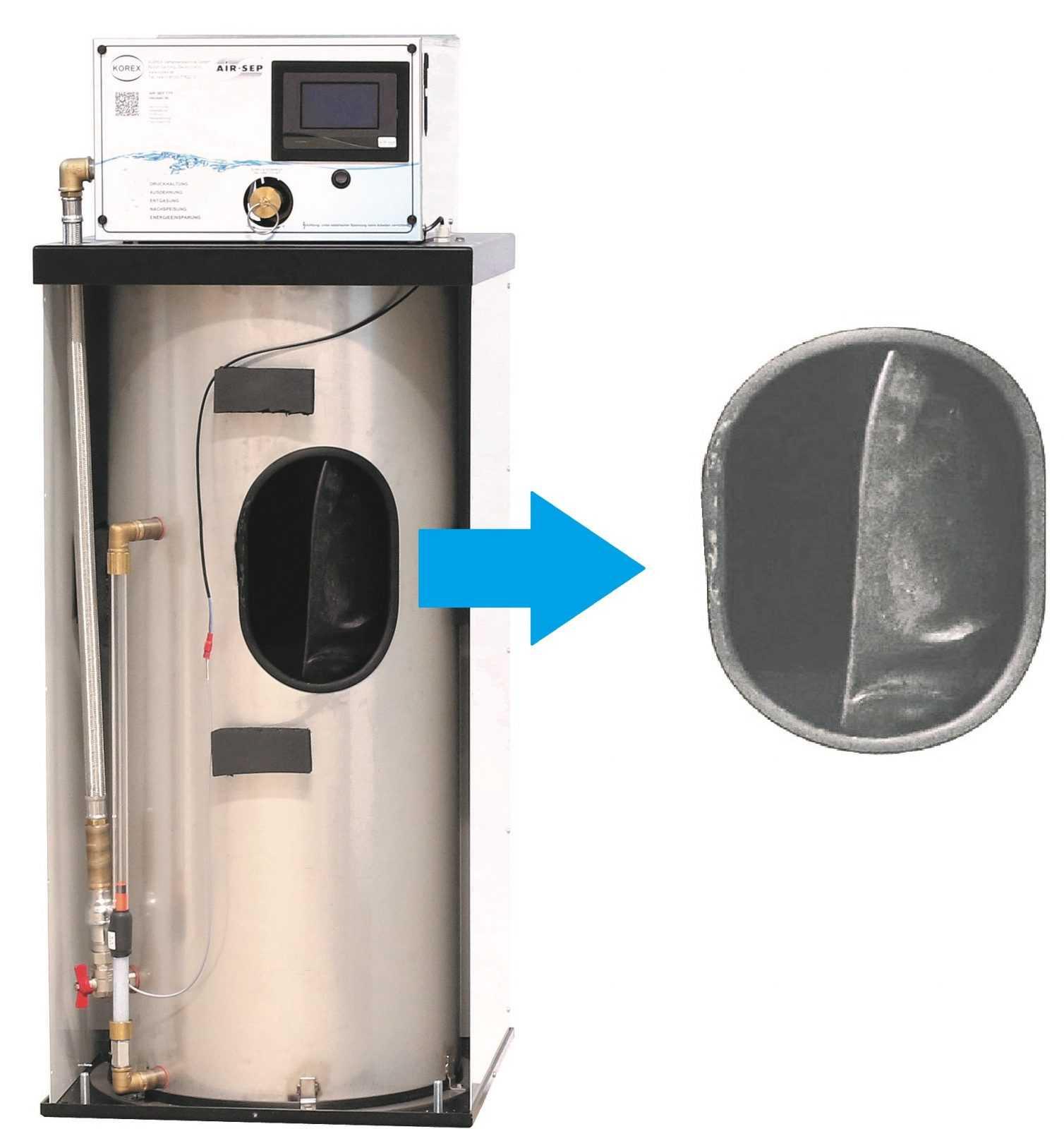 air-sep membraan